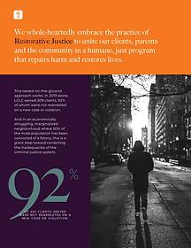 Lawndale Christian Legal Center Brochure