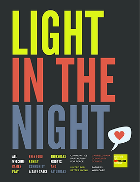 Light in the Night Poster