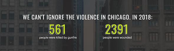 Institute for Nonviolence Site Infograph