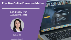 ASU+GSV Summit 2021: ClassIn Presents Effective Online Education Methods
