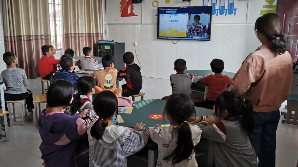 ClassIn Connects Volunteer Teacher in Guangzhou with Kids in Nanchang City