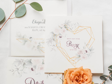 Where to Get Wedding Stationery