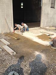 travaux rénovation gros oeuvre finitions projet ouvrier