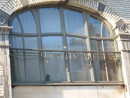 châssis bois art nouveau fenêtre vitrage rénovation remplacer changer