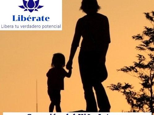 Sesión de sanación del niño interno - 1 hora