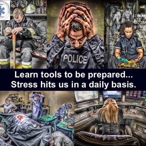 Building PTSD Resilience and Prevention - Online Seminar