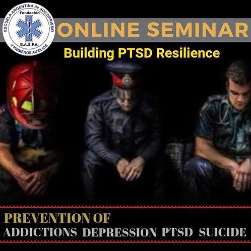 PTSD Prevention - Online Seminar