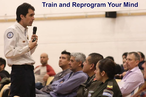 Train and Reprogram Your Mind Course - 2 Reprogramming Sessions