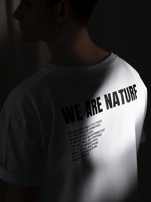 WE ARE NATURE T-SHIRT