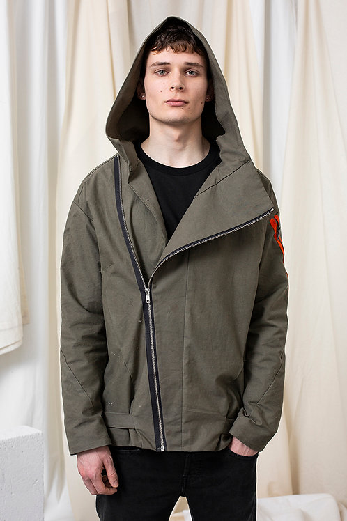 RE/CREATED TENT JACKET