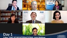 SIAC-KCAB INTERNATIONAL Webinar