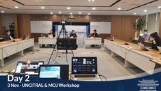 UNCITRAL-MOJ Worksshop