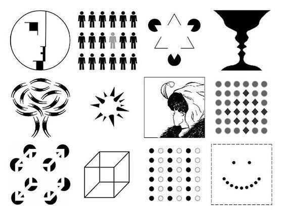 Famous Gestalt Principle Examples