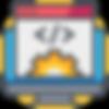 Sontai Dashboard Development Icon on Yellow