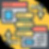 Sontai Legacy Migration Icon on Yellow