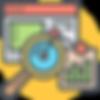 Sontai Data Consultancy Icon on Yellow