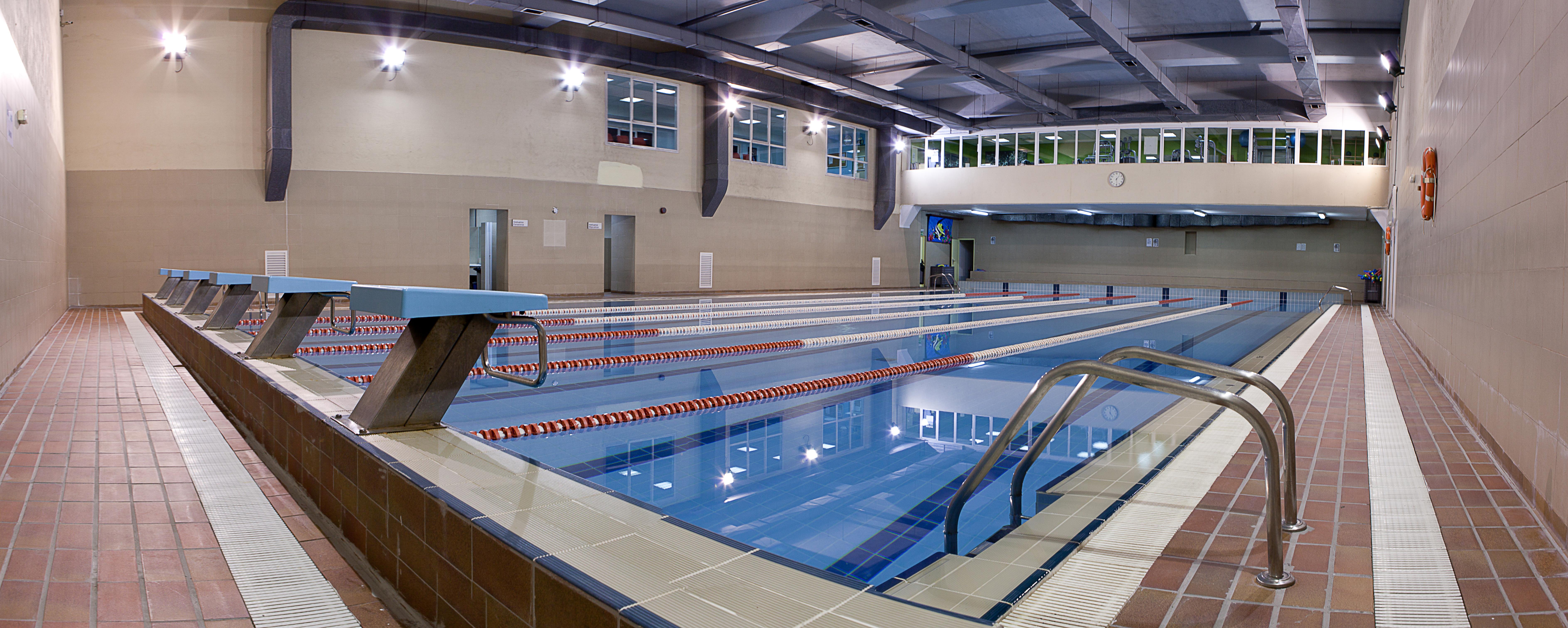 Centro Deportivo El Pilar Clases De Natacion Y Gimnasio En Madrid