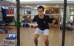 Strength Tests (n-RM tests)