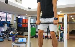Max Strength Test (Force Platform)
