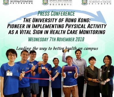Physical Activity as a Vital Sign in Health Care Monitoring