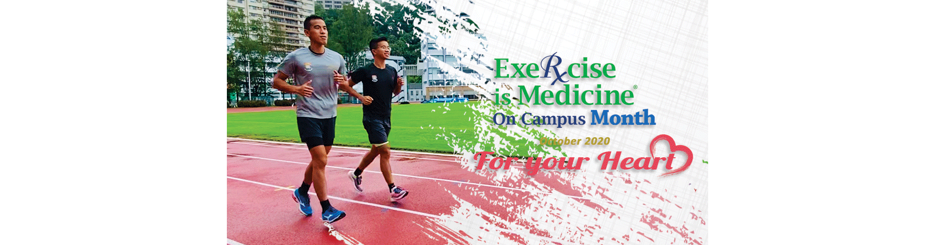 Exercise is Medicine Month is here!