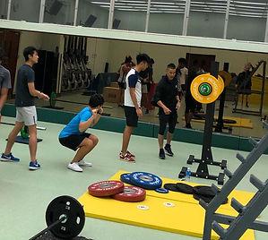 Team Based S&C Training