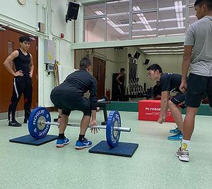 8-week Periodized Training