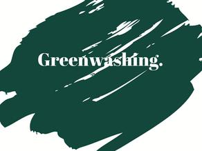Le greenwashing : un lavage de cerveau pas très écolo