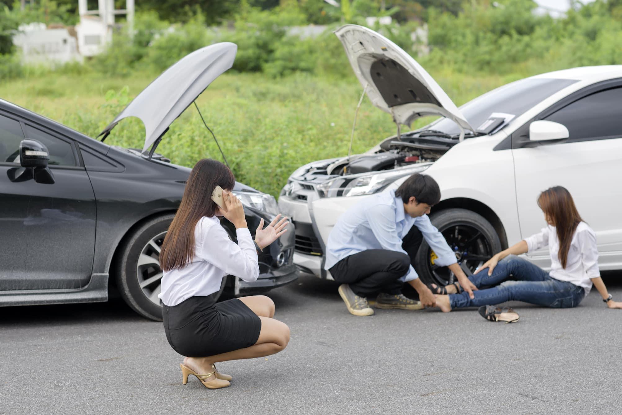 BUCKHEAD-Auto Accident, Slip/Fall (FREE)