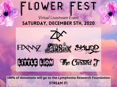 Join Us for Flower Fest Virtual Event!