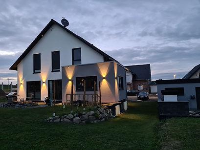 Elektroistallation Einfamilienhaus