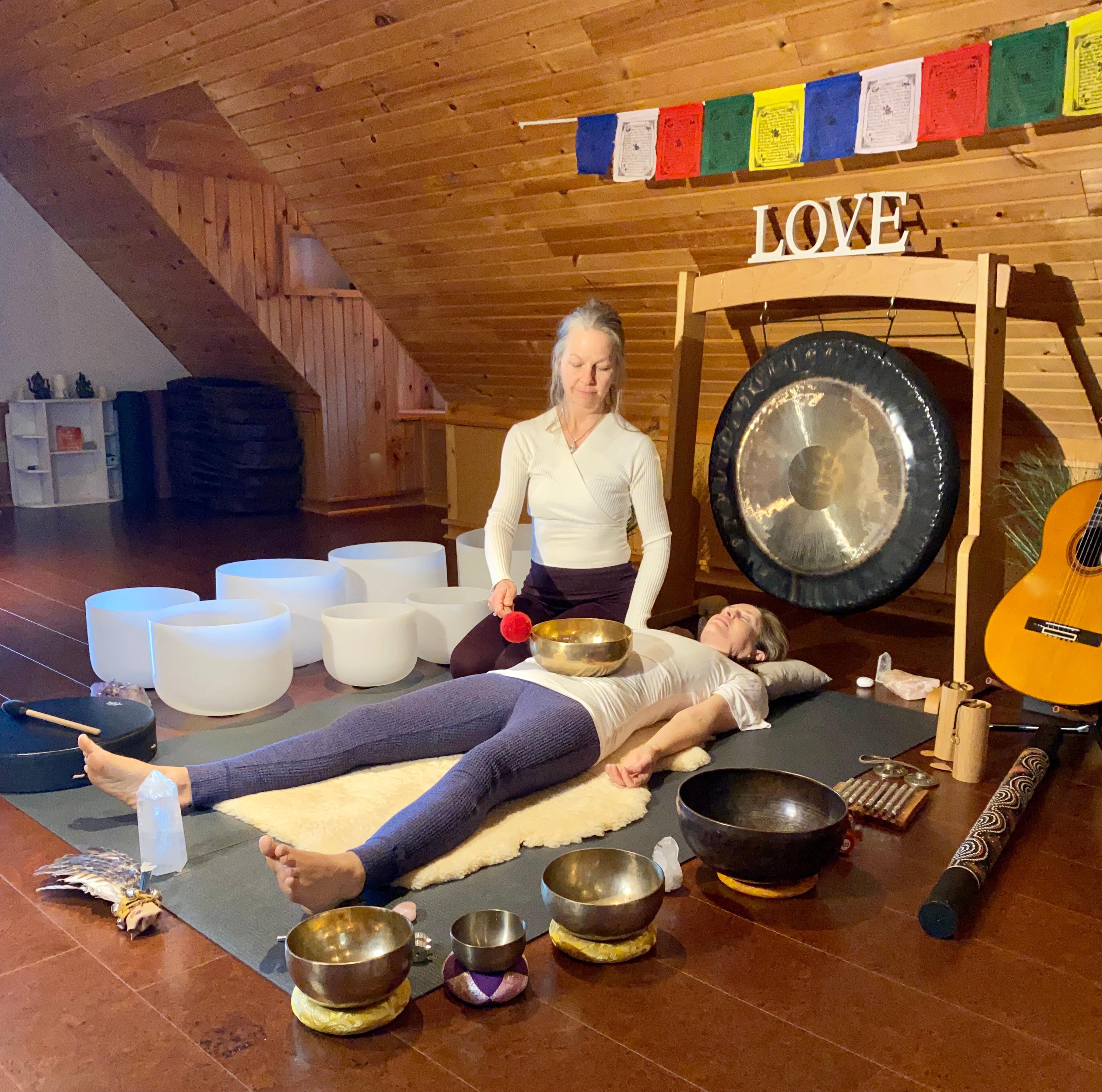 Sound Healing 75 minutes