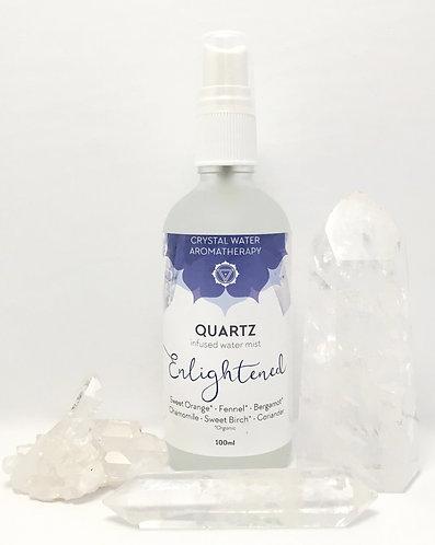 Enlightened with Quartz