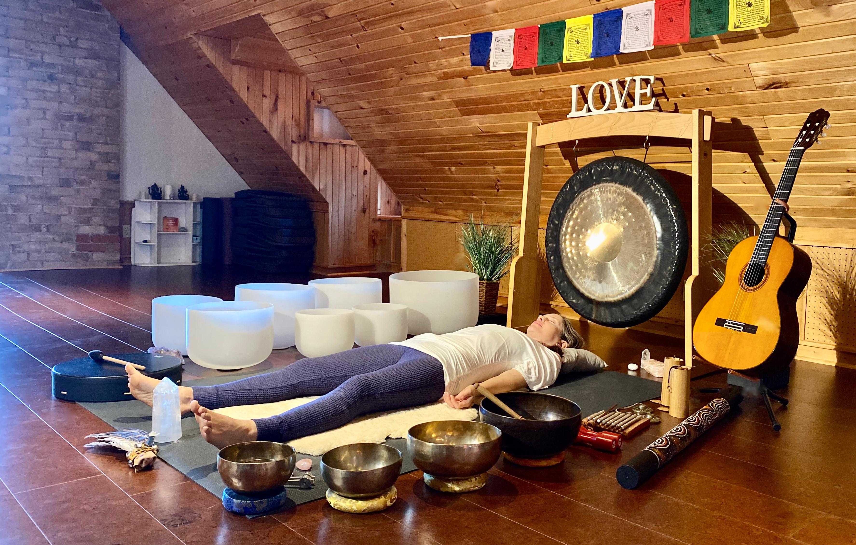 Sound Healing 1 hour