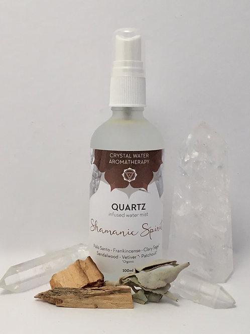 Shamanic Spirit Quartz Mist