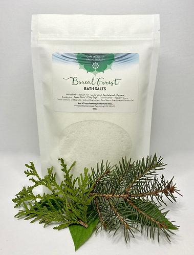 Boreal Forest Bath Salts