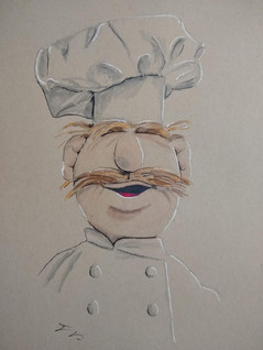 Day 22: Chef