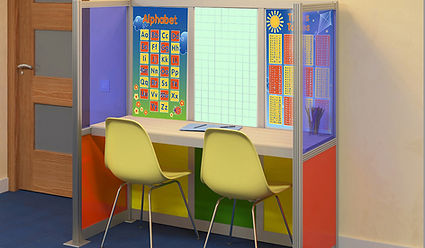 Booth with times table drywipe.jpg