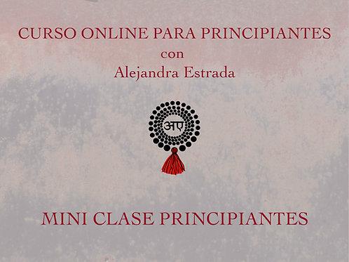 CLASE 5 CURSO ONLINE YOGA PARA PRINCIPIANTES