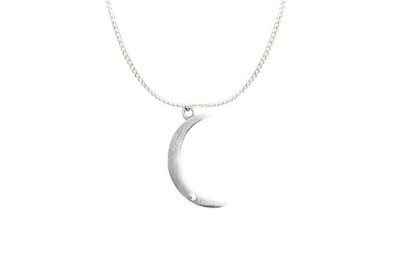 Colgante Moonlight Plata