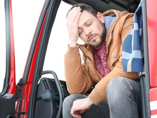 Обязательный отдых для водителей грузовиков и автобусов