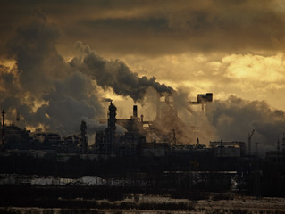 Экологическая карта — новый способ оповещения о состоянии окружающей среды
