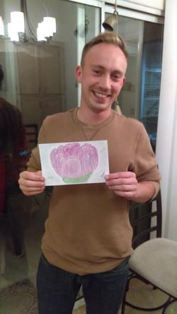 Josupeit, Jesse with Art