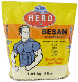 Chana Flour (Besan) 4LB
