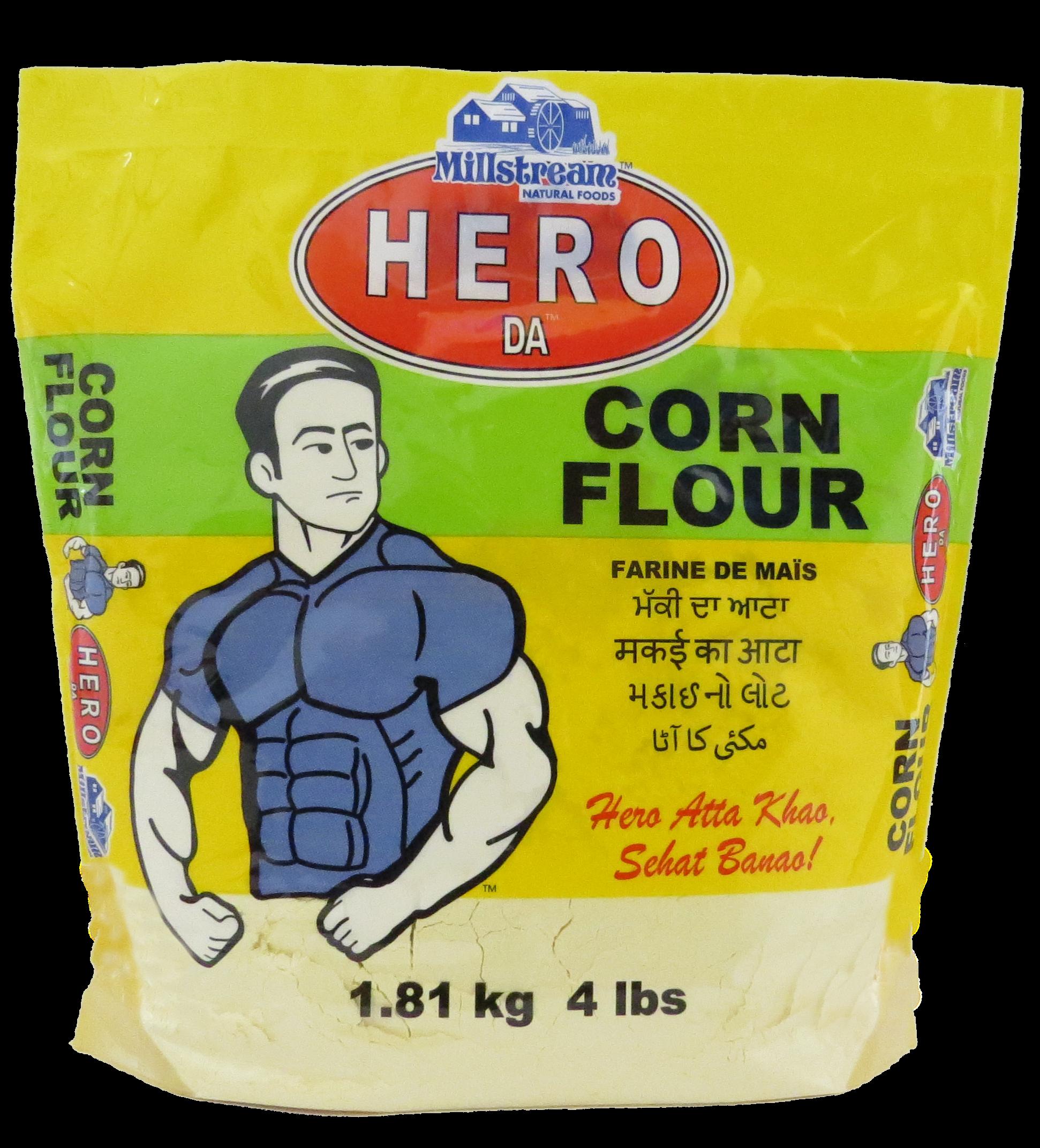 Corn Flour 4LB