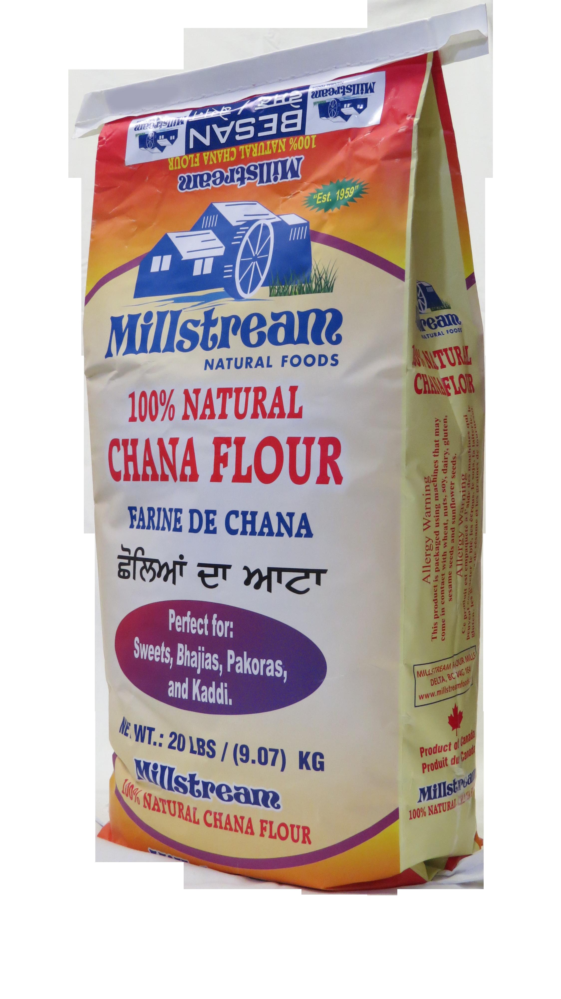 Chana Flour (Besan) 20LB
