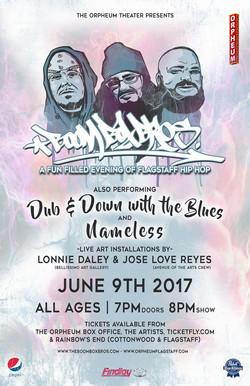 6-9-17 (Dub & Nameless)