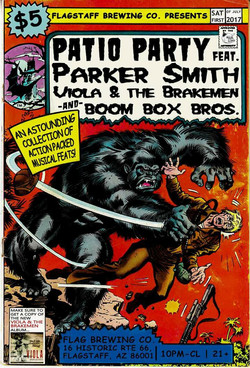 7-1-17 (Parker Smith, Viola & The Brakem