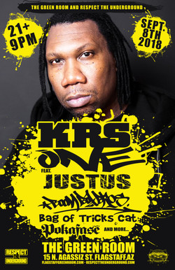 9-8-18 (KRS-One)