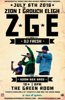 7-6-16 (Zion, Grouch & Eligh)